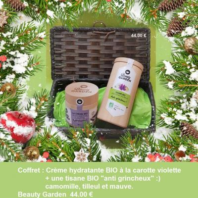 Coffret Beauty Garden BIO