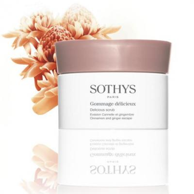 Gommage delicieux SOTHYS