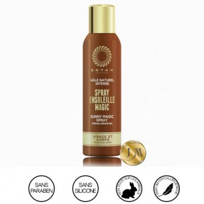 Spray bronzant intense BOTAN