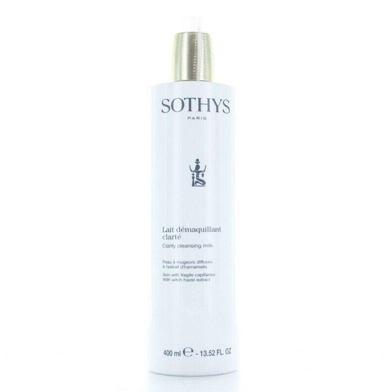 Lait demaquillant clarte sothys 400 ml