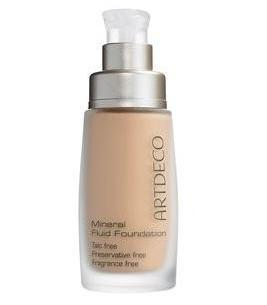 Mineral fluide foundation 1